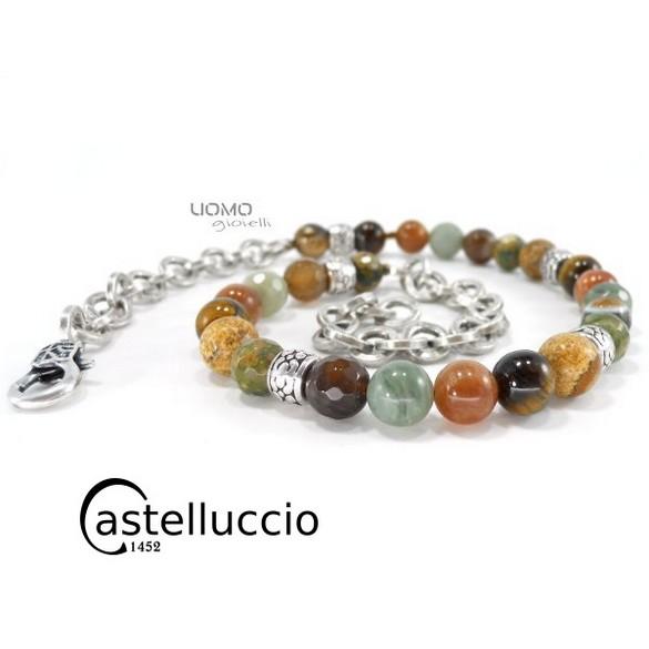 sito affidabile 77c6c f5cdd Castelluccio1452 multicolor terra
